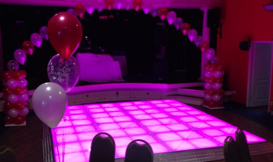 LED Dance Floors