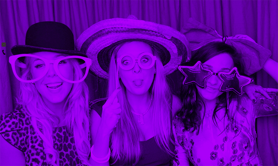 Shooting Stars Photobooths